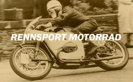 Rennsport Motorrad