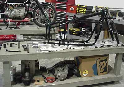 Expert BMW Motorcycle Service & Restoration